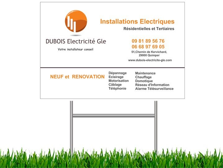 Contact Dubois Electricit Gle